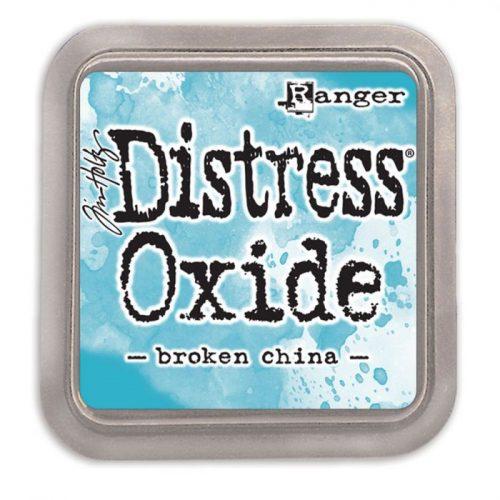 Tinta Distress Oxide Broken China