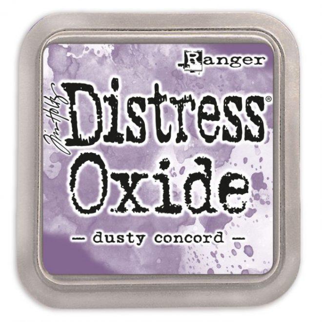 Tinta Distress Oxide Dusty Concord
