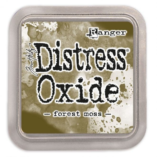 Tinta Distress Oxide Forest Moss