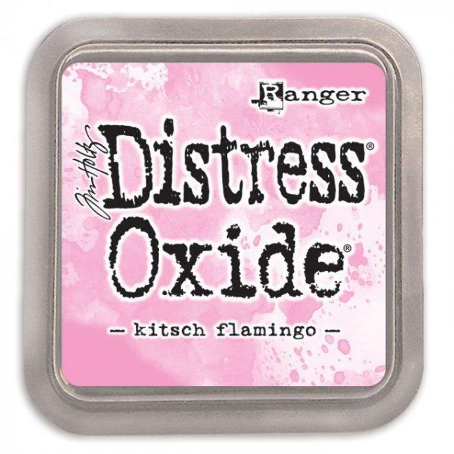 Tinta distress oxide kitsh Flamingo