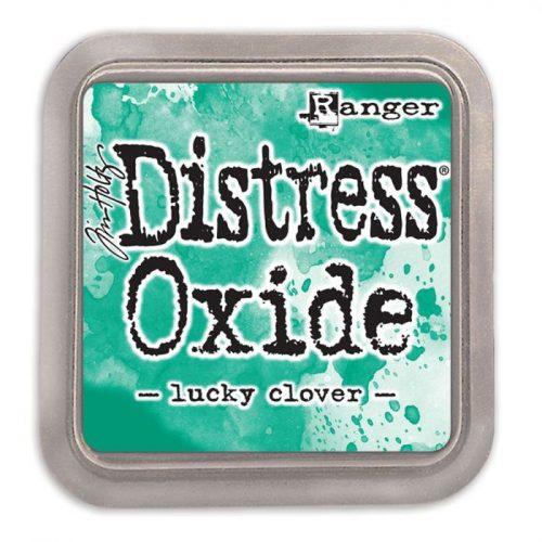 Tinta Distress Oxide Lucky Clover