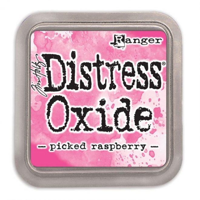 Tinta Distress Oxide Picked Raspberry