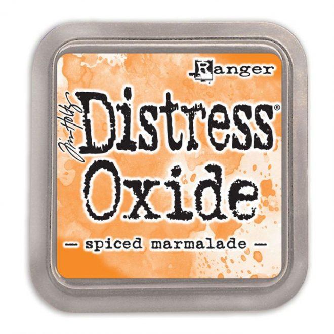 Tinta Distress Oxide Spiced Marmalade