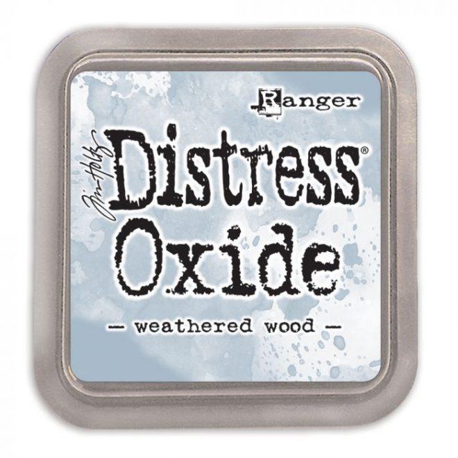 Tinta Distress Oxide Weathered Wood