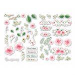 Die Cuts Flores