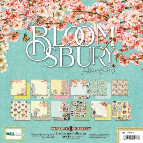 Bloomsbury by Alberto Juárez