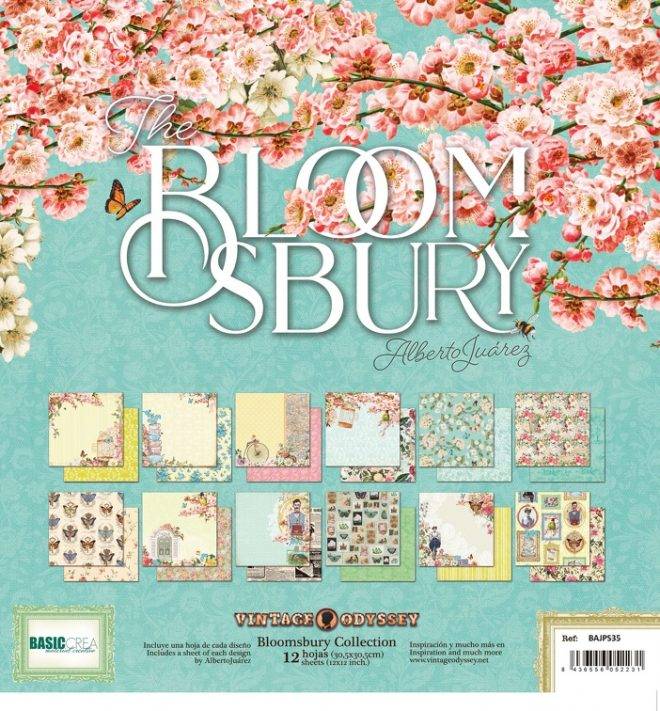 Bloomsbury by alberto juarez