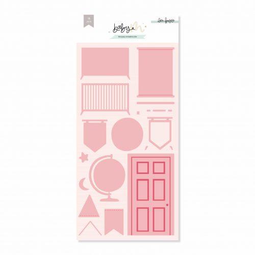 Baby M de Lora Bailora - Troquel Mi habitación